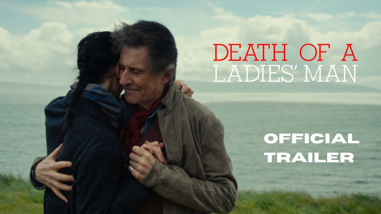 Download DEATH OF A LADIES' MAN Official Trailer HD (2020) Gabriel Byrne ft. music of Leonard Cohen