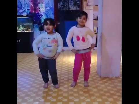 Cute girl  dance kala chashma