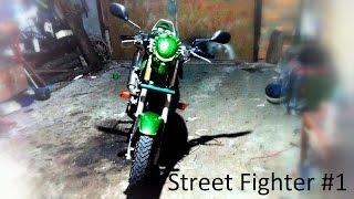 street fighter из китайца 1 viper f5