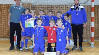 Újpest FC U11 (2006) Adidas 4 Sport Cup 2017 Presov Teljes film