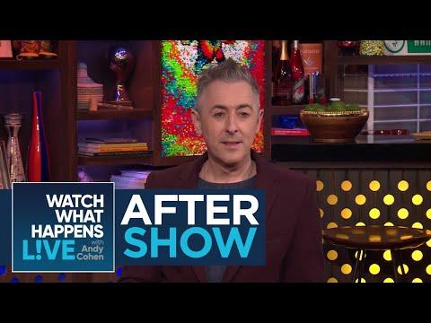 After : Alan Cumming And Liza Minnelli's Friendship  WWHL