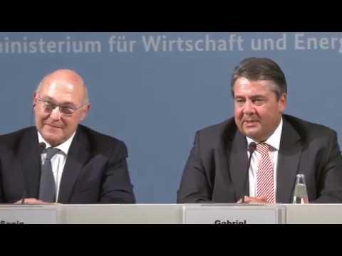 Pressekonferenz 49. Deutsch-Französischer Finanz- und Wirtschaftsrat (auf Deutsch)