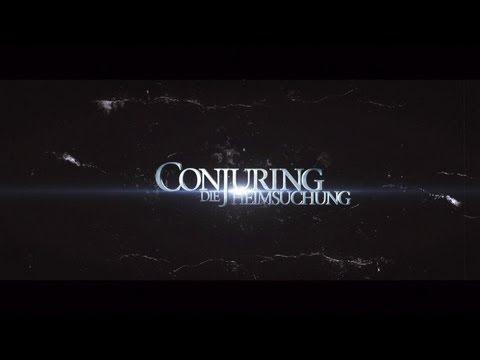 THE CONJURING (Die Heimsuchung) - offizieller Trailer #1 deutsch HD