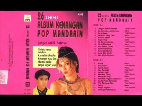 memadu cinta    - Yulia Yasmin - POP mandarin INDONESIA