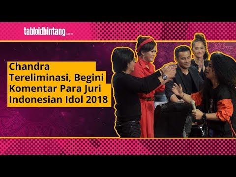 Chandra Tereliminasi, Begini Komentar Para Juri Indonesian Idol 2018