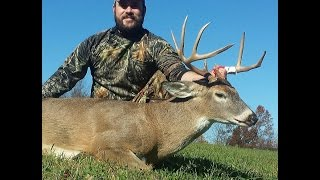 Ohio Archery Big Buck Hunt Public Land DIY