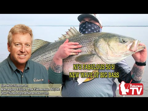May 28, 2020 New Jersey/Delaware Bay Fishing Report With Jim Hutchinson, Jr.