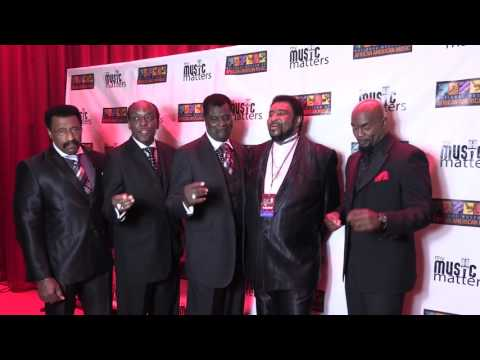 1st Annual Black Music Honors:  Temptations...