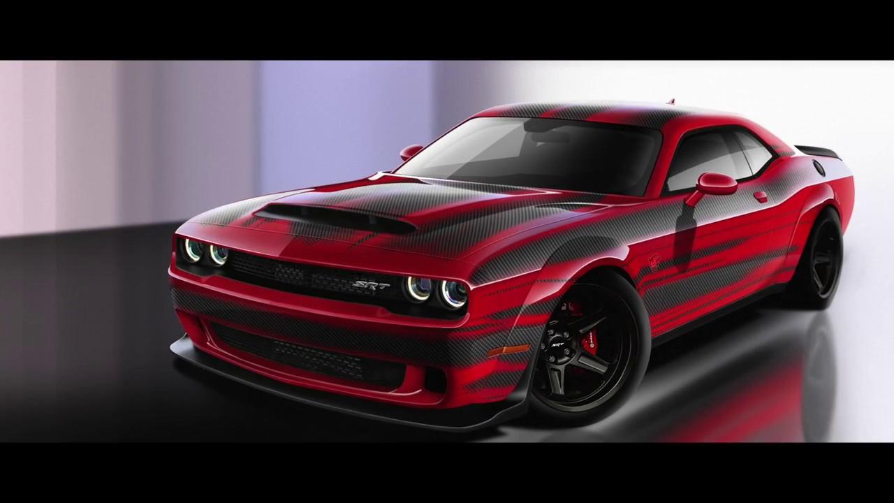 SpeedKore Carbon Fiber Dodge Demon