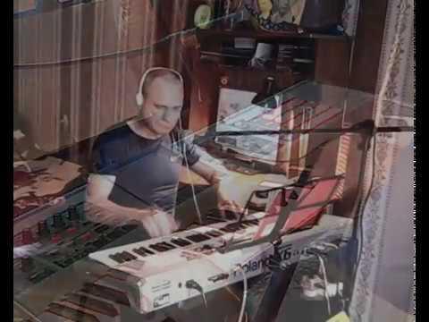 Смотреть клип Roland FantomX.Транс с гитарой и аккордионом онлайн бесплатно в качестве