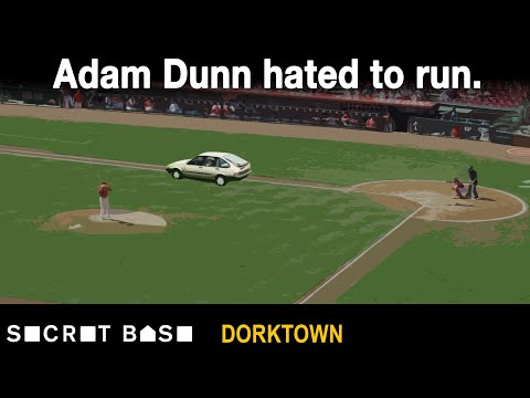 Adam Dunn had the weirdest career in MLB history | Dorktown