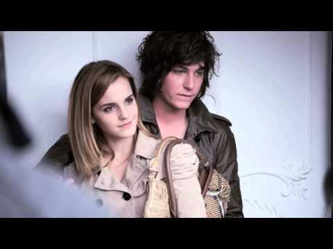Emma Watson und George Craig für Burberry