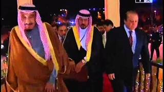 Kunjungan Pangeran Salman Bin Abdul Aziz Al-Saud Ke Pakistan