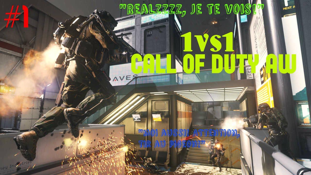 Download 1vs1 sur Riot avec RealZZZZ, et un max de fun!#1 (Call of Duty AW)