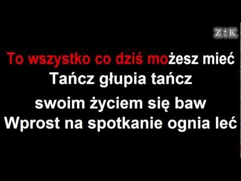 ♫♪♫♪ Lady Pank - Tańcz głupia tańcz - Zajebiste karaoke