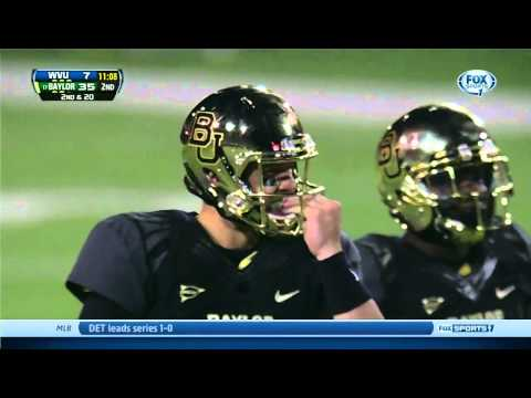 Week 4 - Baylor vs. WV (10-5-2013)