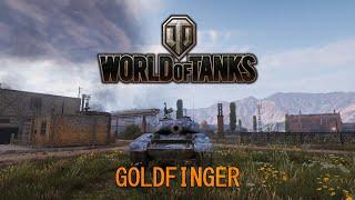 World of Tanks - Goldfinger