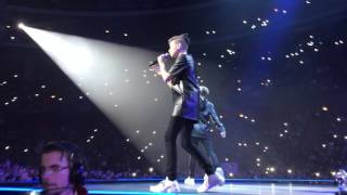 Intro + One More Second - Marcus & Martinus @ Globen, Stockholm
