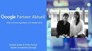 23.10.18 - Partner Aktuell (YouTube auf TV Screens, Detailed Demographics & weitere Produktupdates)