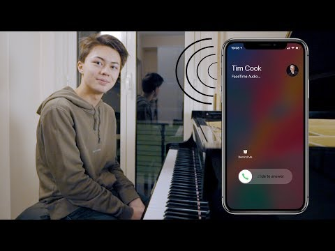 iPhone Ringtones played on the Piano