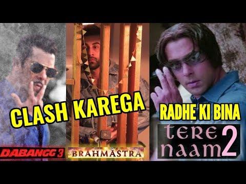 DABANGG3 vs BRAHMASTRA | TERE NAAM 2 | LETS TALK | SALMAN KHAN | RANBIR KAPOOR | SATISH KAUSHIK
