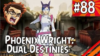 "Phoenix Wright: Dual Destinies | ""Aura"" | Part 88"