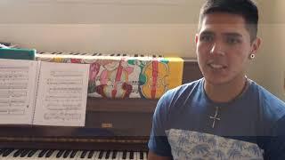 Carlos Soto Estudiante de La carrera de Música