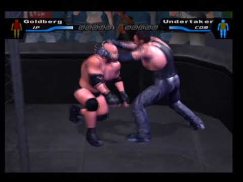 Goldberg vs The Undertaker Wrestlemania Smackdown Here Comes The Pain Travel Video