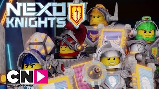 nya avsnitt   nexo knights   svenska cartoon network