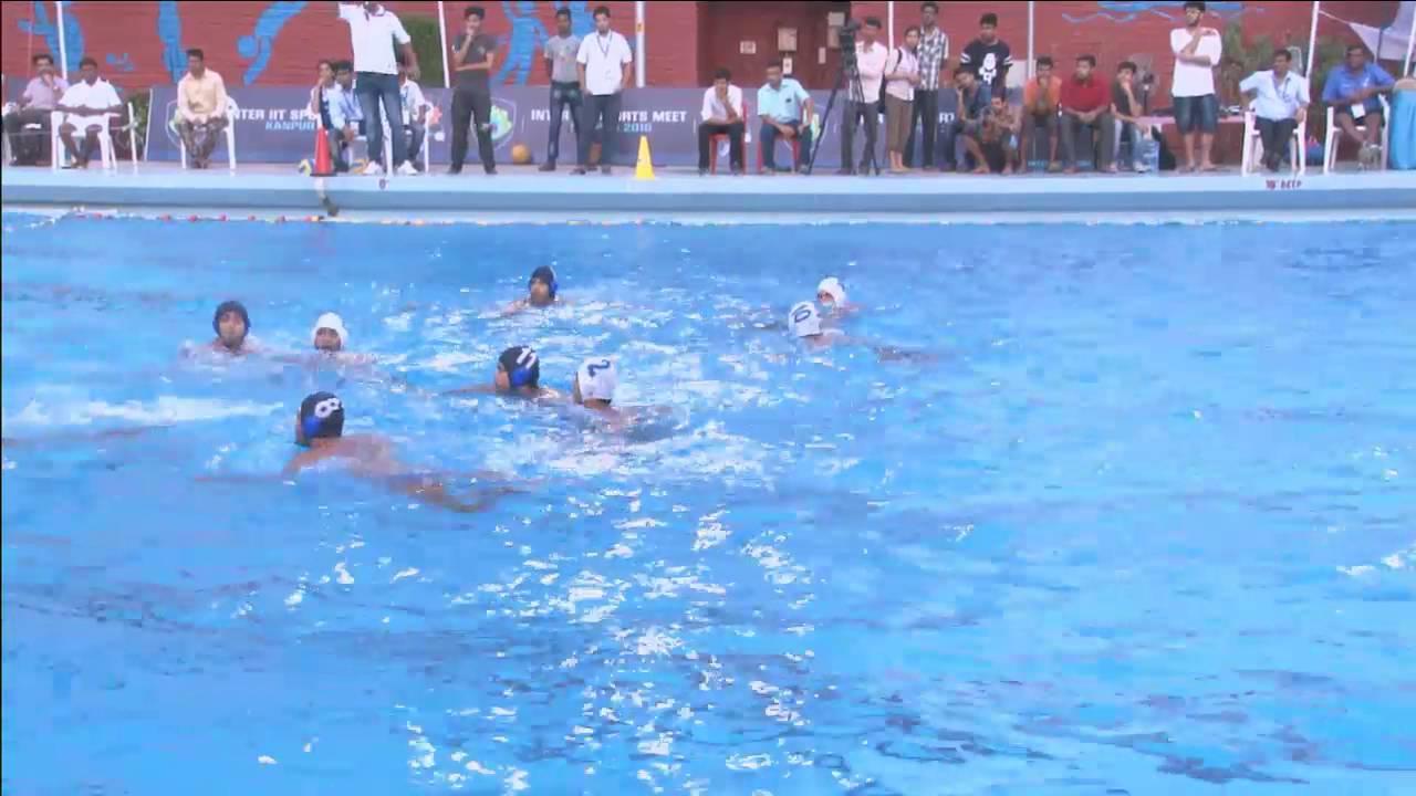 inter iit aquatics meet 2011