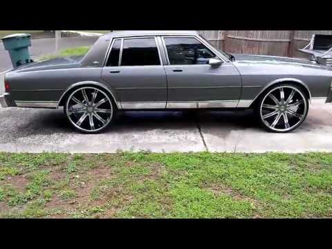 FLAWLESS 1989 CAPRICE (BOX) CLASSIC  FOR SALE!!!!