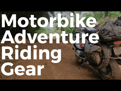 Adventure Riding Camping and Equipment