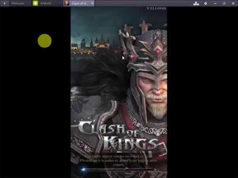 Clash of Kings Hack Fast More Gold And Resources For Android/iOS Be True King !!