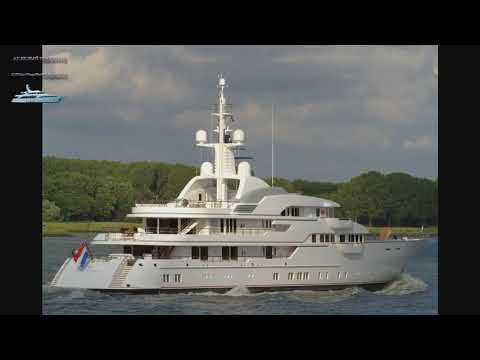 HAMPSHIRE 2 - Yacht - Cayman Islands  (Корабли и суда мира.Слайдшоу)