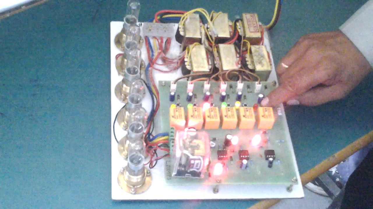 3-phase fault analyser\