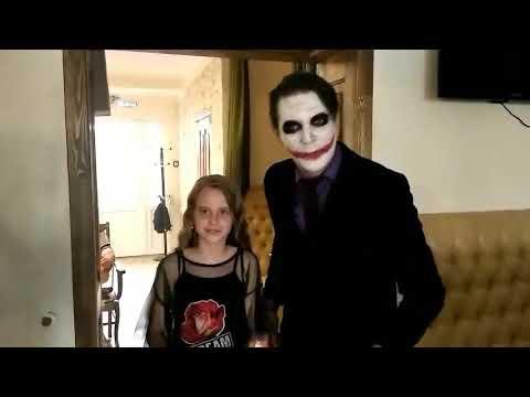 Джокер и Харли покорили именинницу и её гостей. Отзыв от Каролины.