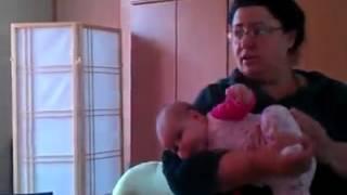 Людмила Краснобаева. О младенцах. Бережное материнство.