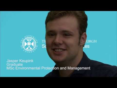 MSc Environmental Protection and Management - Jasper Keupink