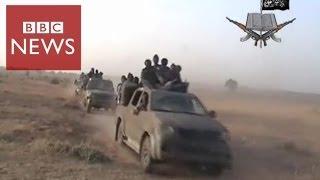 Download Rare video shows Boko Haram attack - BBC News
