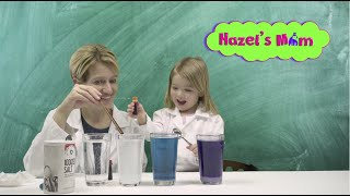 Salt Water Density Tower | Science for Kids!