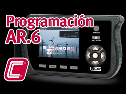 Programación AR6: Configuración registro EVQ-transistoresиз YouTube · Длительность: 6 мин29 с