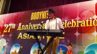 Shang Hai Tan - Shang Hai Bund - Huang Xiao Ming - Ye Li Yi - key board and singing cover by John