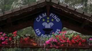 Camping les Fontaines Annecy Haute Savoie Mont Blanc lac et montagnes