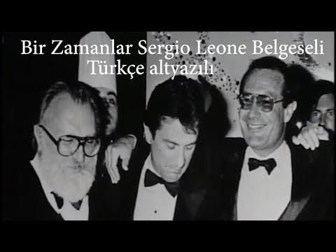 Bir Zamanlar Sergio Leone Türkçe Altyazılı