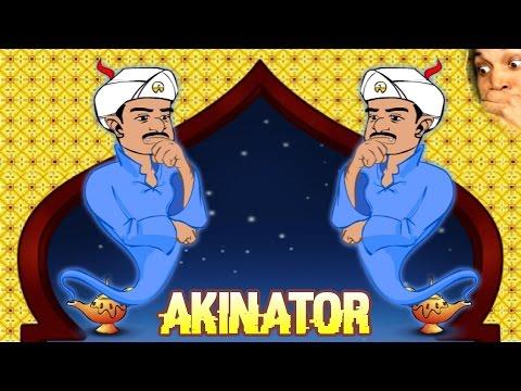 CAN AKINATOR GUESS AKINATOR!? | Akinator #3 [APP VERSION]