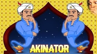 CAN AKINATOR GUESS AKINATOR!? | Akinator #3 [APP VERSION]