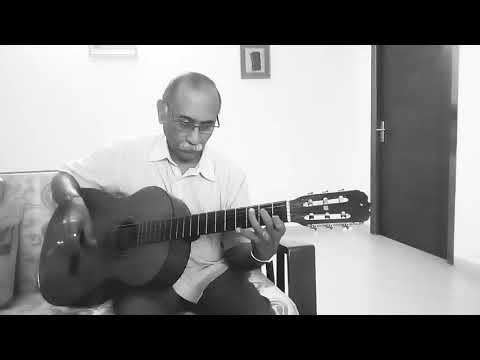 GuitSiva | Flamenco | Soleares Falseta | Improvisation |