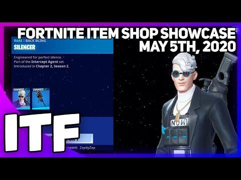Fortnite Item Shop *NEW* SIG SET! [May 5th, 2020] (Fortnite Battle Royale)