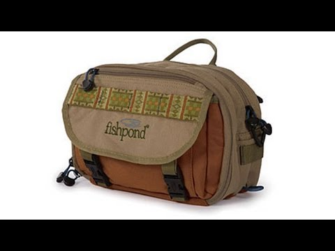 Fishpond Blue River Chest Waist Fly Fishing Pack
