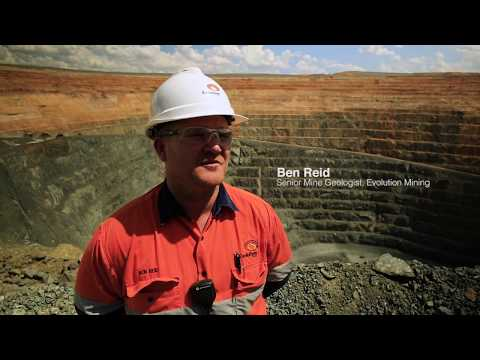 Cowal gold mine - 7% head grade increase from blast movement monitoring